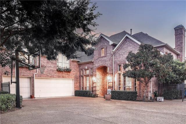 5120 Remington Park Drive, Flower Mound, TX 75028 (MLS #13905306) :: Magnolia Realty