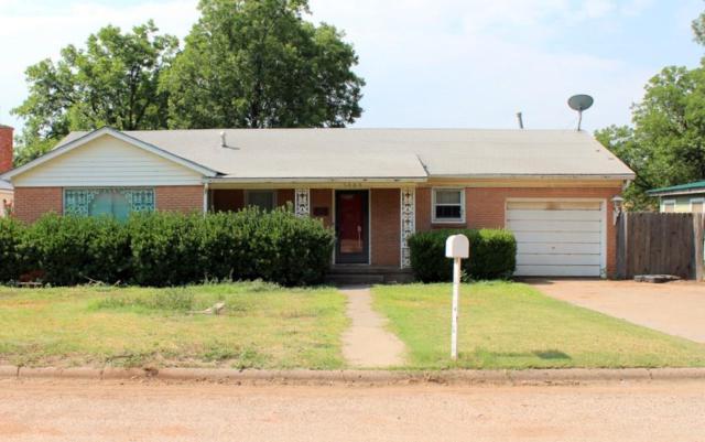 1009 N 6th Street, Haskell, TX 79521 (MLS #13905307) :: Team Hodnett