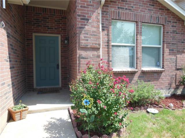 1613 Baxter Springs Drive, Fort Worth, TX 76247 (MLS #13905343) :: The Real Estate Station