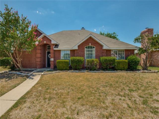 10421 York Drive, Frisco, TX 75035 (MLS #13905384) :: Team Hodnett