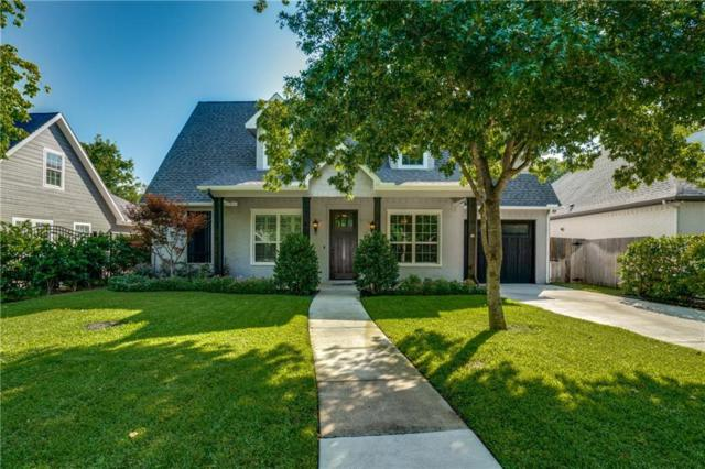 840 Edgefield Road, Fort Worth, TX 76107 (MLS #13905485) :: RE/MAX Town & Country