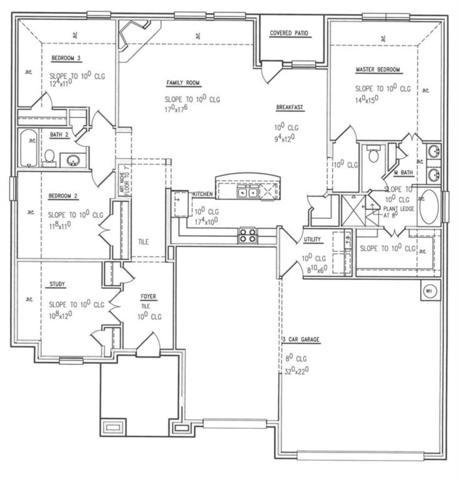207 Rees Avenue, Godley, TX 76044 (MLS #13905521) :: Team Hodnett