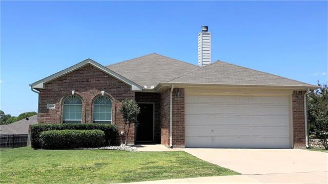 10328 Trevino Lane, Benbrook, TX 76126 (MLS #13905576) :: Team Hodnett