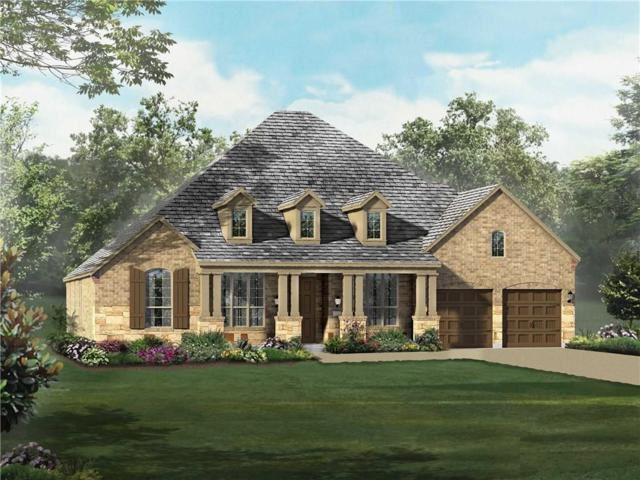 3520 Newport Dirve, Prosper, TX 75078 (MLS #13905584) :: The Real Estate Station