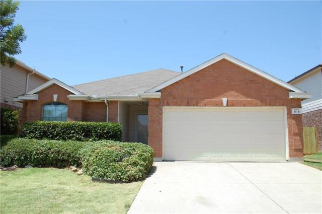 816 Western Star Drive, Fort Worth, TX 76179 (MLS #13905604) :: Team Hodnett