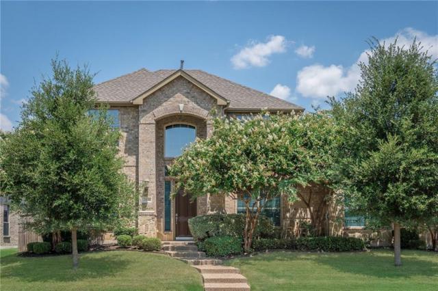 1836 Port Isabel Drive, Allen, TX 75013 (MLS #13905609) :: Team Hodnett