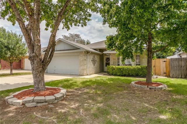 5933 Heatherglen Terrace, Fort Worth, TX 76179 (MLS #13905624) :: Team Hodnett