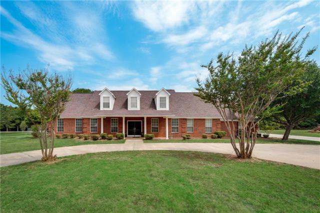 890 Topaz Lane, Oak Point, TX 75068 (MLS #13905654) :: Team Hodnett