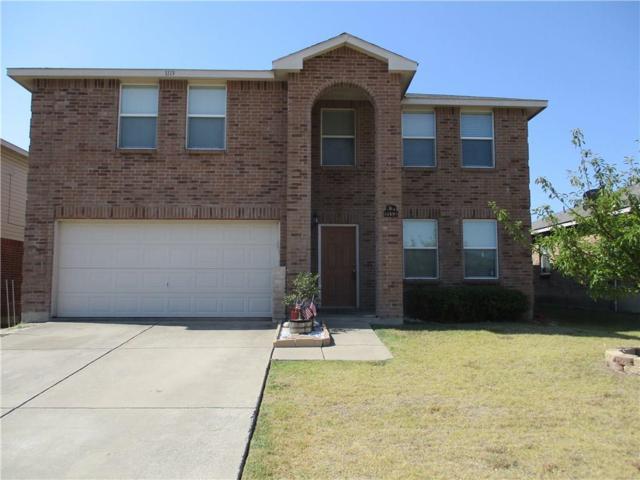 1113 Batt Masterson Drive, Anna, TX 75409 (MLS #13905668) :: RE/MAX Landmark