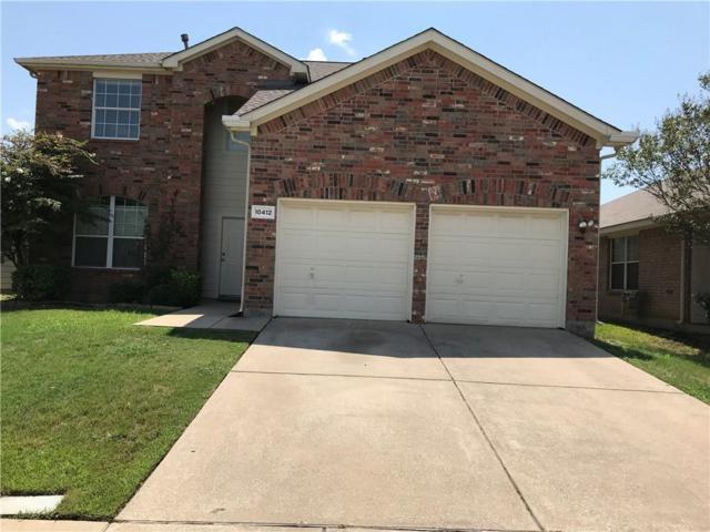 10412 Lake Terrace, Fort Worth, TX 76053 (MLS #13905709) :: Team Hodnett
