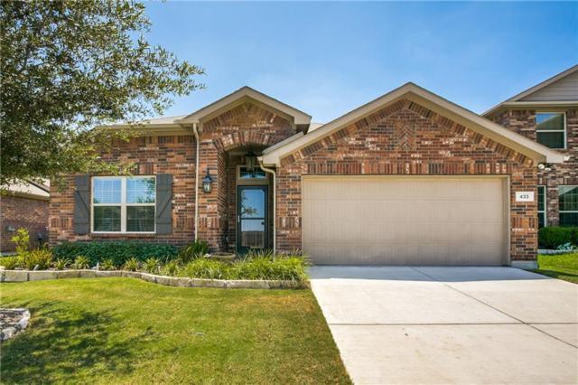433 Copper Ridge Road, Fort Worth, TX 76052 (MLS #13905754) :: Team Hodnett