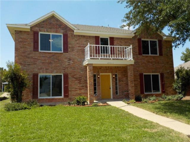 2511 Palisades Place, Mesquite, TX 75181 (MLS #13905799) :: RE/MAX Landmark