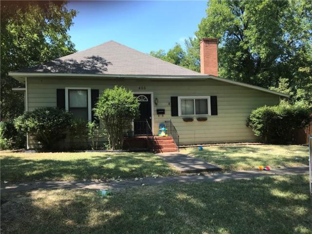 406 3rd Street, Kerens, TX 75144 (MLS #13905816) :: Robbins Real Estate Group