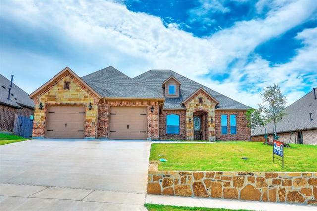 705 La Paloma Road, Sanger, TX 76266 (MLS #13905881) :: Team Hodnett