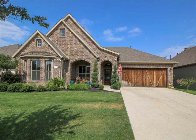 113 Parkview Drive, Aledo, TX 76008 (MLS #13905910) :: Team Hodnett