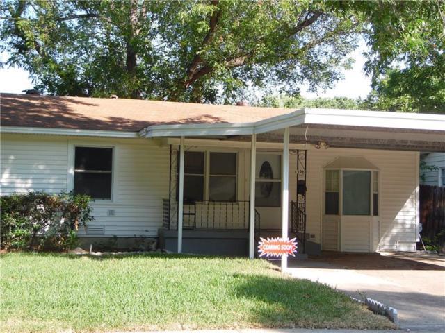 1013 Rancho Drive, Mesquite, TX 75149 (MLS #13905914) :: Team Hodnett