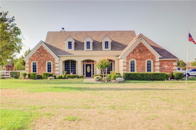 1801 Highland Springs Drive, Haslet, TX 76052 (MLS #13905915) :: The Real Estate Station