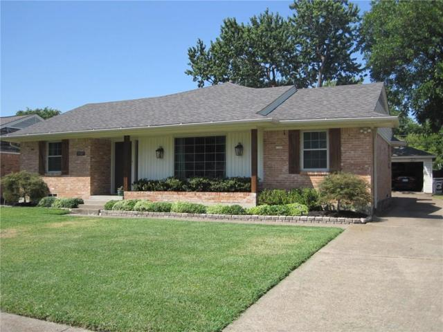 7107 Bucknell Drive, Dallas, TX 75214 (MLS #13905922) :: NewHomePrograms.com LLC