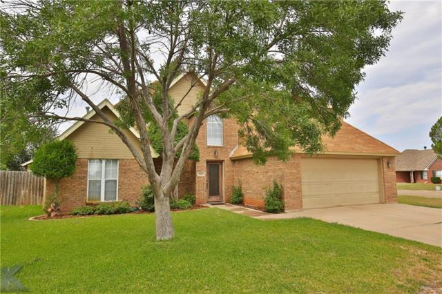 7757 Ruby Esther Circle, Abilene, TX 79606 (MLS #13905926) :: Team Hodnett