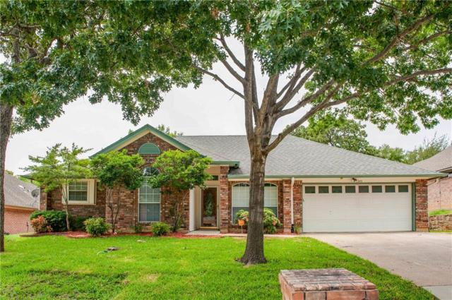 7345 Plumwood Drive, North Richland Hills, TX 76182 (MLS #13905991) :: Team Hodnett