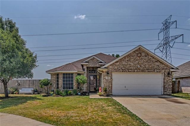 1106 Courtside Drive, Arlington, TX 76002 (MLS #13905994) :: Team Hodnett