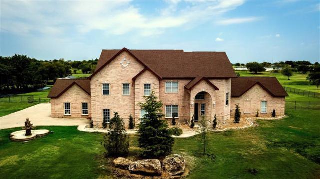 207 Bayne Road, Haslet, TX 76052 (MLS #13906005) :: Team Hodnett