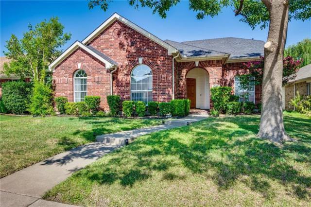 6734 Richmond Drive, Frisco, TX 75035 (MLS #13906015) :: Team Hodnett