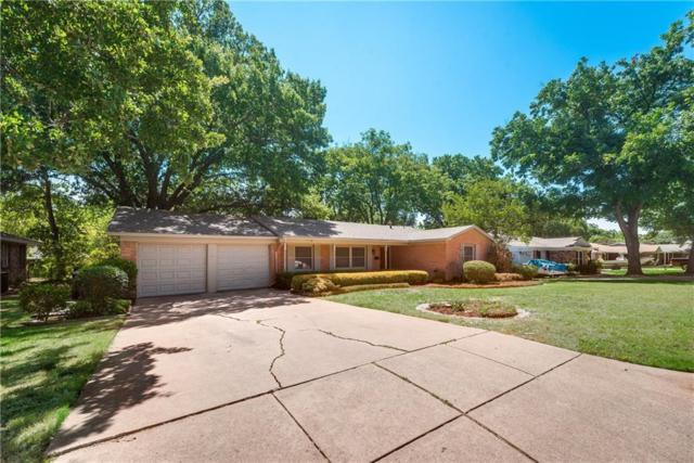6021 Wester Avenue, Fort Worth, TX 76133 (MLS #13906035) :: Team Hodnett