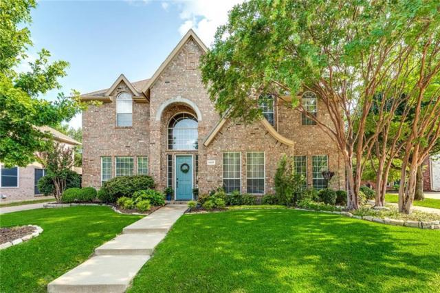 1837 Windsong Circle, Keller, TX 76248 (MLS #13906041) :: Team Hodnett