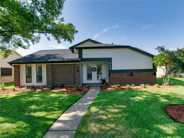 520 Quail Hollow Drive, Mesquite, TX 75150 (MLS #13906059) :: Team Hodnett