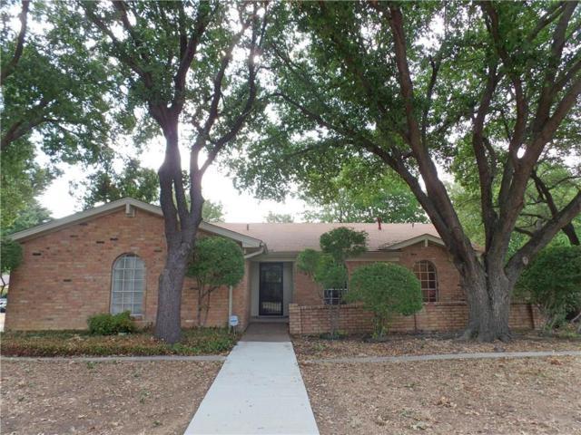 5812 Lance Court, Haltom City, TX 76148 (MLS #13906083) :: Team Hodnett