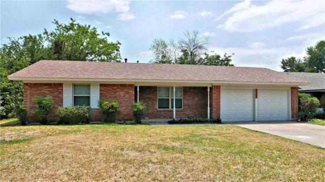 1305 Amherst Drive, Denton, TX 76201 (MLS #13906093) :: Team Hodnett
