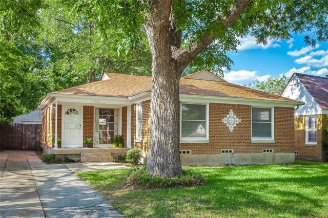 1211 Berkley Avenue, Dallas, TX 75224 (MLS #13906116) :: Team Hodnett