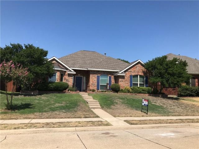 1118 Ashby Drive, Allen, TX 75002 (MLS #13906120) :: Baldree Home Team