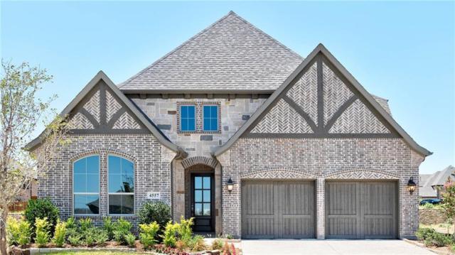 4557 St Samons Street, Carrollton, TX 75010 (MLS #13906190) :: Team Hodnett