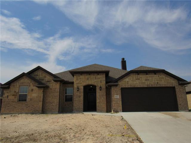 617 Piper Drive, Saginaw, TX 76179 (MLS #13906191) :: Team Hodnett