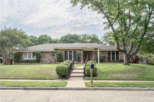 2812 Canyon Valley Trail, Plano, TX 75075 (MLS #13906208) :: The Real Estate Station