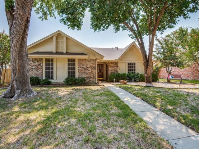 106 Creekside Lane, Coppell, TX 75019 (MLS #13906283) :: Team Hodnett