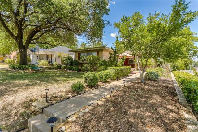 4200 Locke Avenue, Fort Worth, TX 76107 (MLS #13906287) :: Team Hodnett