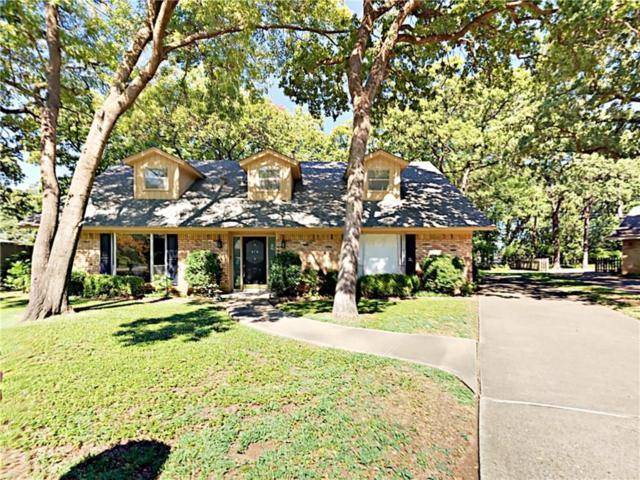 2307 Briarwood Boulevard, Arlington, TX 76013 (MLS #13906307) :: Team Hodnett