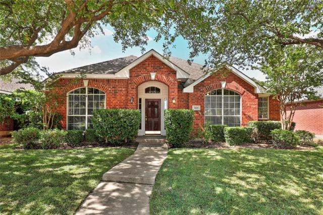 1412 Forest Oaks Court, Frisco, TX 75036 (MLS #13906324) :: RE/MAX Landmark