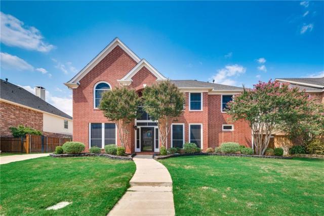6721 Branch Creek Drive, Fort Worth, TX 76132 (MLS #13906342) :: Team Hodnett