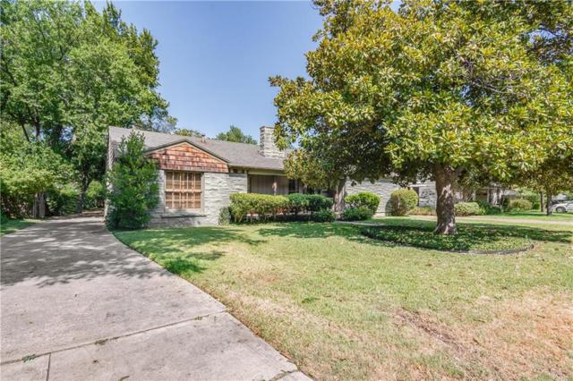 3612 Brighton Road, Fort Worth, TX 76109 (MLS #13906384) :: Team Hodnett