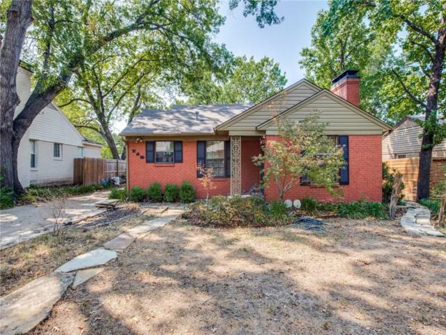 3718 Valley Ridge Road, Dallas, TX 75220 (MLS #13906388) :: Team Hodnett