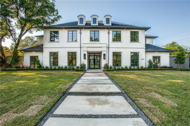 4539 Irvin Simmons Drive, Dallas, TX 75229 (MLS #13906423) :: RE/MAX Landmark