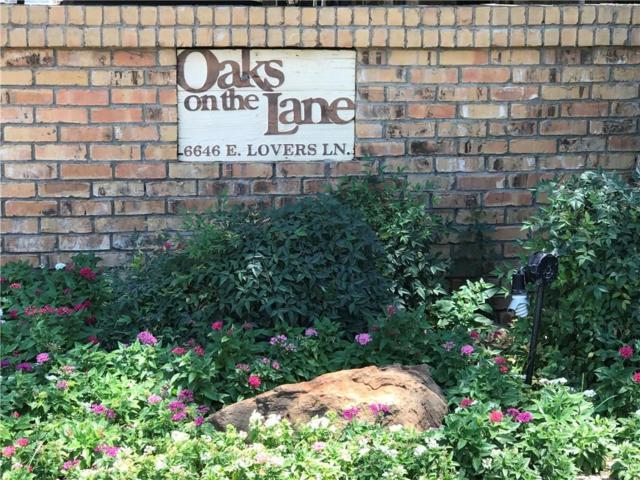 6646 E Lovers Lane #1310, Dallas, TX 75214 (MLS #13906579) :: Team Hodnett