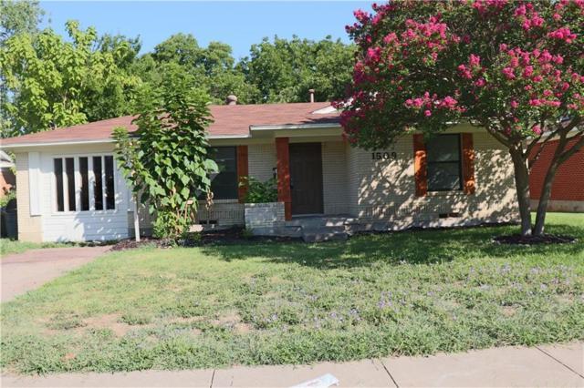 1509 Highland Street, Mesquite, TX 75149 (MLS #13906630) :: Team Hodnett