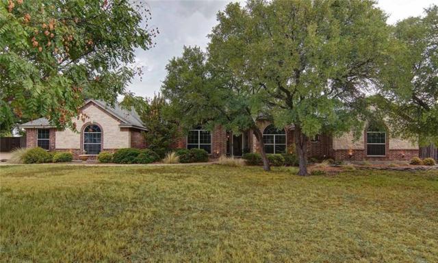 102 Regal Ridge, Aledo, TX 76008 (MLS #13906643) :: Team Hodnett