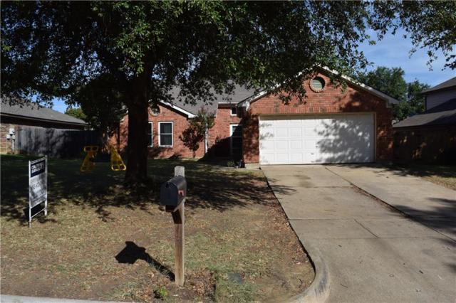 1511 Stratford Drive, Mansfield, TX 76063 (MLS #13906650) :: Team Hodnett