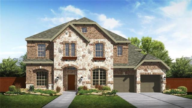 7852 Hackamore, Frisco, TX 75034 (MLS #13906664) :: Team Hodnett